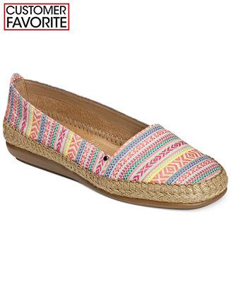 Aerosoles Solitaire Espadrille Flats Shoes Macy S