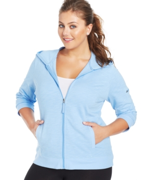 Style & co. Plus Size Zip-Up Hoodie