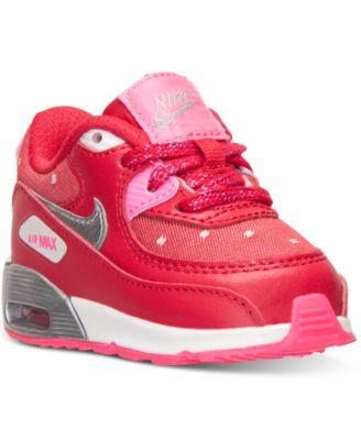 Nike Toddler Girls' Air Max 90 Print