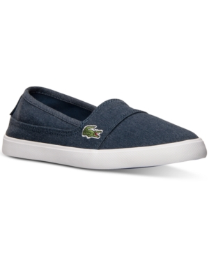 Lacoste Girls' Marice Csu Casual Sneakers from Finish Line