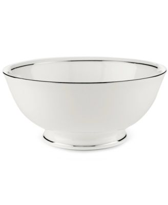 Lenox Federal Platinum Fruit Bowl