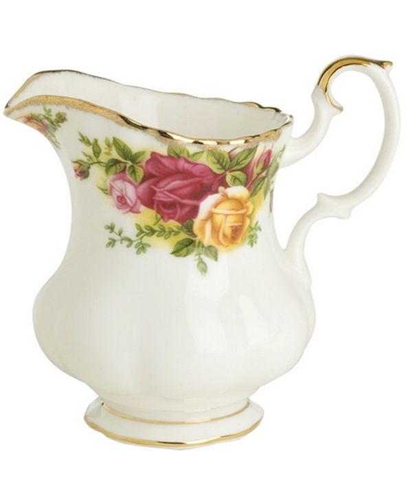 Royal Albert Old Country Roses 7.5 oz. Creamer