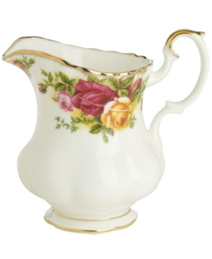 "Royal Albert ""Old Country Roses"" Creamer, 7.5 oz"