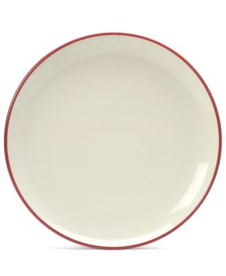 Noritake Colorwave Raspberry Coupe Round Platter, 12""