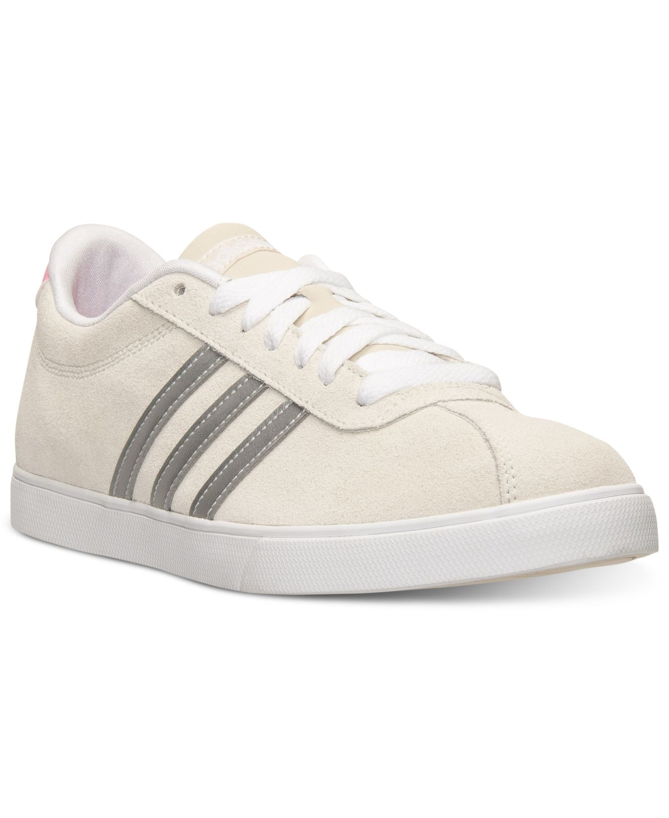 Adidas Casuals Trainers Adidas Women's Courtset Casual