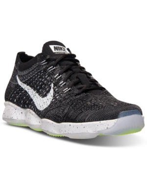 33a624de1368 ... UPC 666003454211 product image for Nike Women s Flyknit Zoom Agility  Training Sneakers from Finish Line