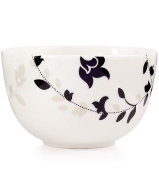 Martha Stewart Collection Toulon Round Cereal Bowl