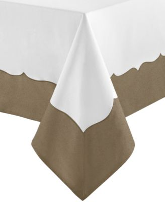 """Waterford Cassia 52"""" x 70"""" Tablecloth"""