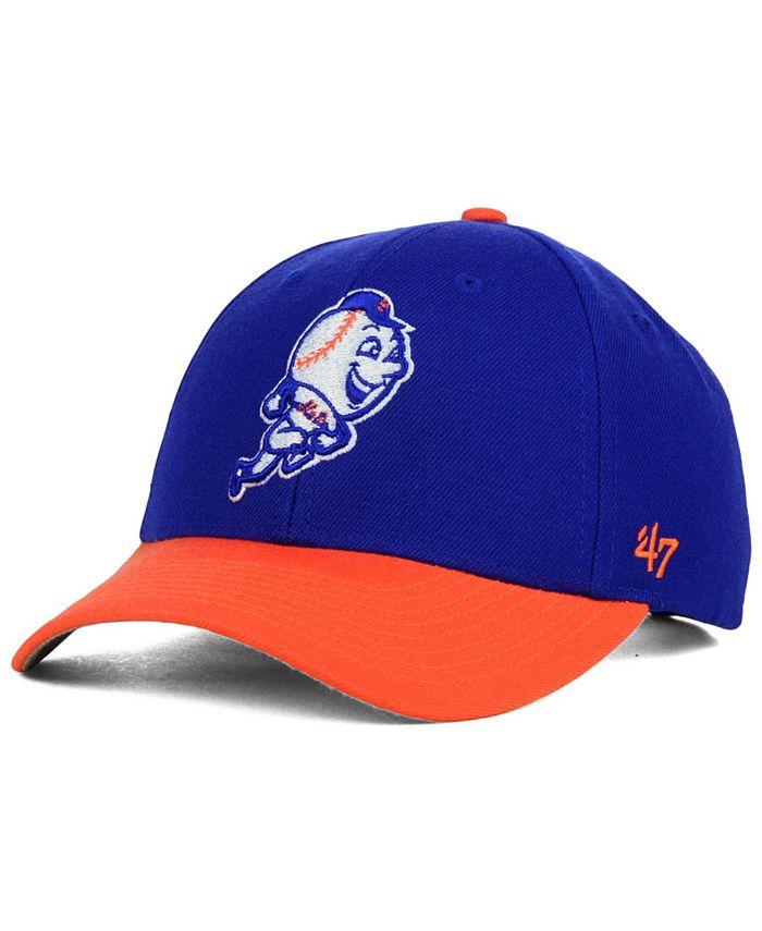 '47 Brand - New York Mets MVP Curved Cap