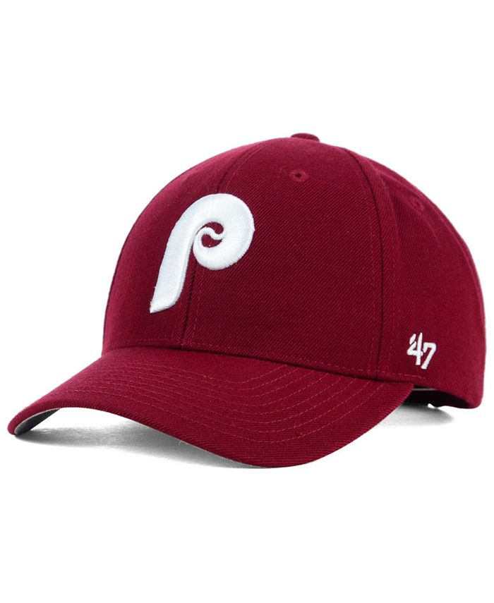 '47 Brand - Philadelphia Phillies MVP Curved Cap