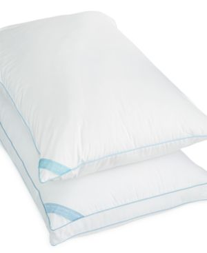 Charter Club Won't Go Flat Firm Standard/Queen Pillow Bedding