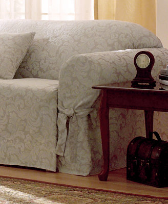 Sure Fit Scroll Furniture Slipcovers Slipcovers For