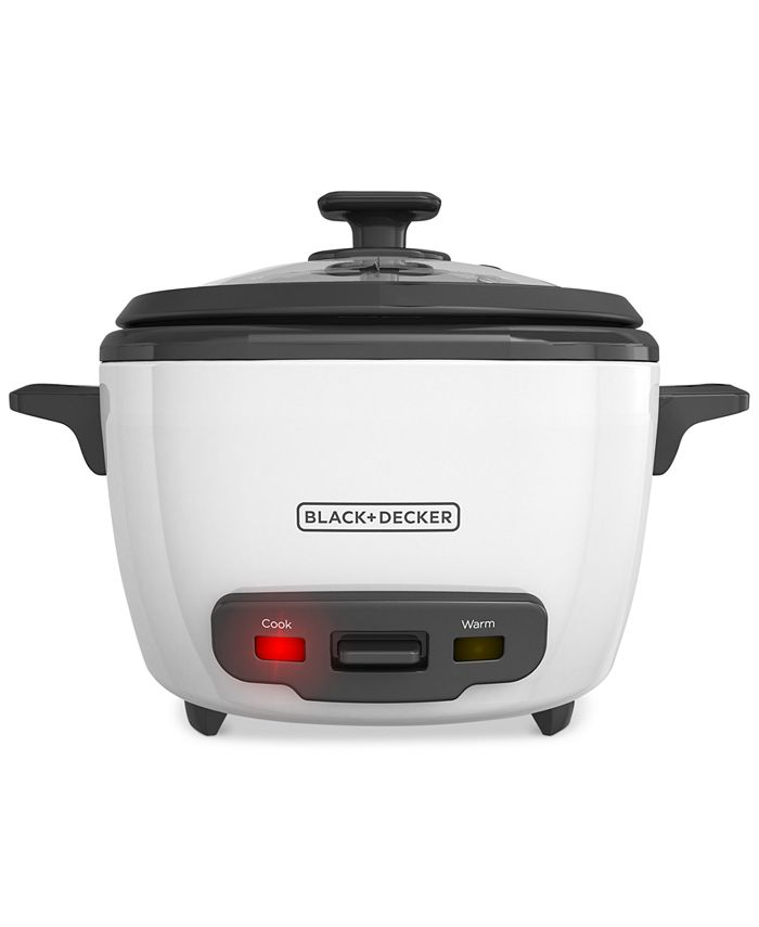 Black & Decker - 16-Cup Ricer Cooker And Warmer