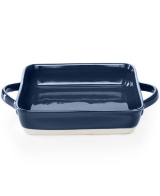"Martha Stewart Collection Ceramic 9"" x 9"" Square Baking Dish, Only at Macy's"