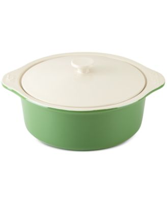 kate spade new york all in good taste Large Casserole with Lid