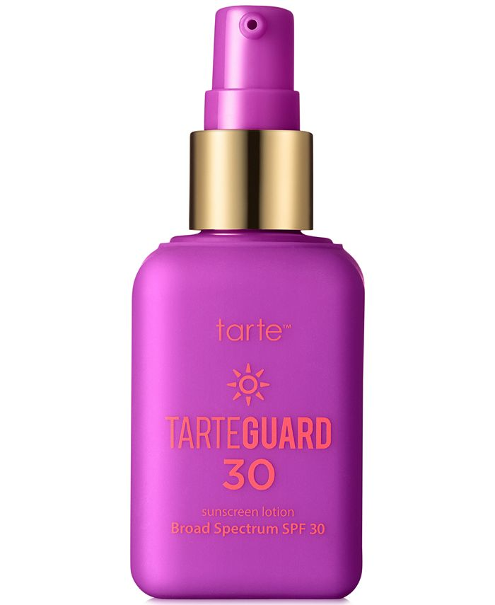 Tarte - tarte tarteguard 30 sunscreen lotion Broad Spectrum SPF 30