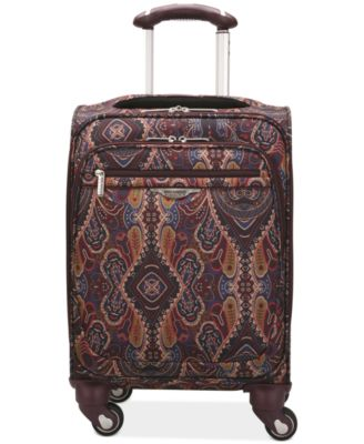 "CLOSEOUT! Ricardo Big Sur 17"" Carry-On Spinner Suitcase, Only at Macy's"