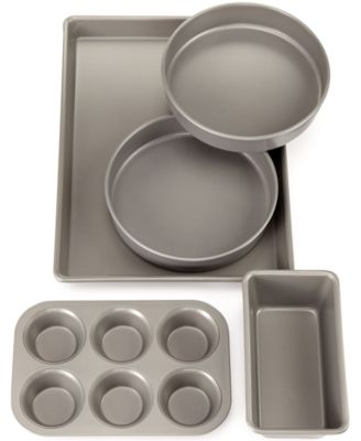 Martha Stewart Collection Pro 5-Pc. Nonstick Bakeware, Only at Macy's