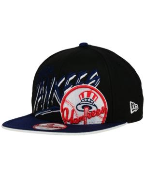 32b88e785c5 UPC 889355351353 product image for New Era New York Yankees Neon Word  Scribbs 9FIFTY Snapback Cap ...