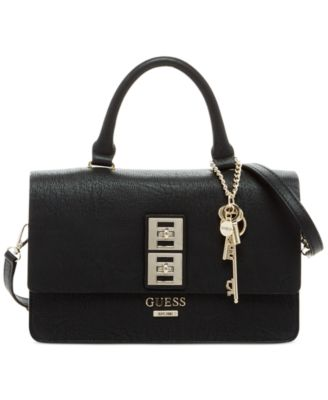 Guess Fancy Shoulder Bag With Flap 80