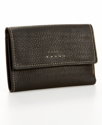 Fossil Wallet, Popstitch Multifunction