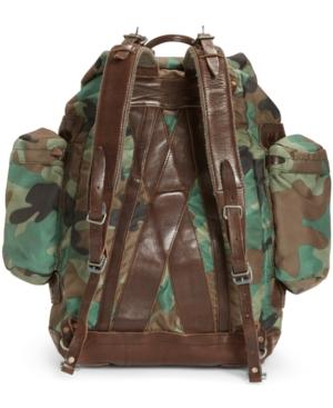 94ebbdee27 UPC 888188169388 product image for Polo Ralph Lauren Camo Nylon Utility  Backpack