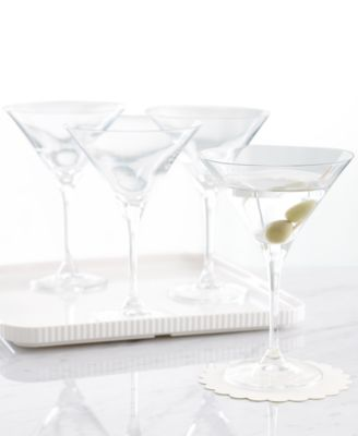 Martha Stewart Martini Glass