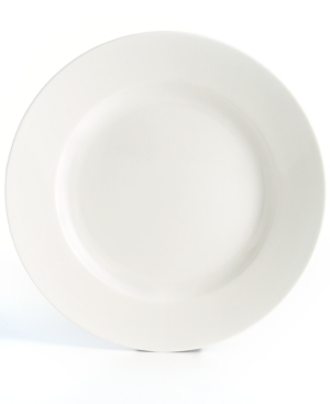 Martha Stewart Collection Dinnerware, Kensington Whiteware Dinner Plate