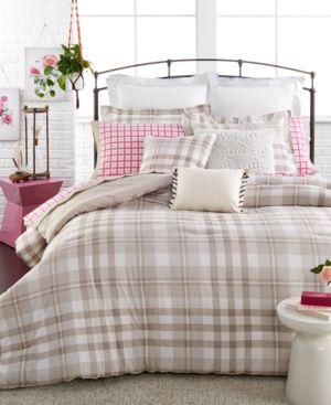 Upc 766195386519 Tommy Hilfiger Range Plaid Comforter