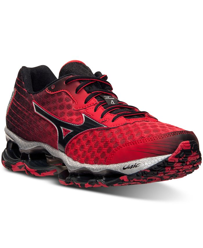 Mizuno - Men's Wave Prophecy 4 Running Sneakers from Finish Line