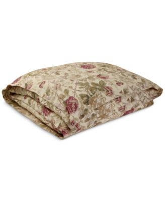 CLOSEOUT! Ralph Lauren Wilton Rose Full/Queen Duvet
