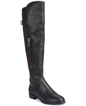 Rialto First Row Casual Over The Knee Boots Women's Shoes