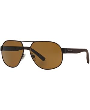 Dolce & Gabbana Sunglasses, Dolce and Gabbana DG2147 61