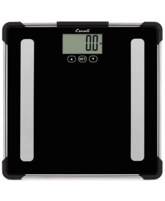 Escali BF180 Body Analyzing Digital Scale
