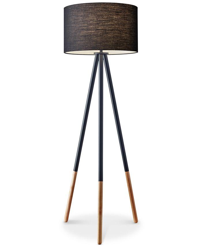 Adesso - Louise Floor Lamp