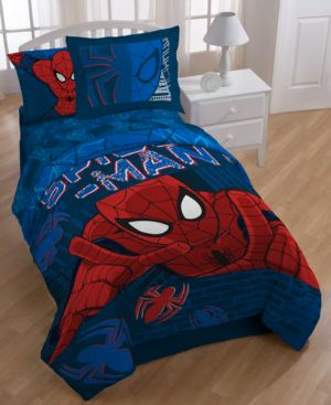 Marvel Spider-Man 2-pc. Twin/Full Reversible Comforter Set 2438481