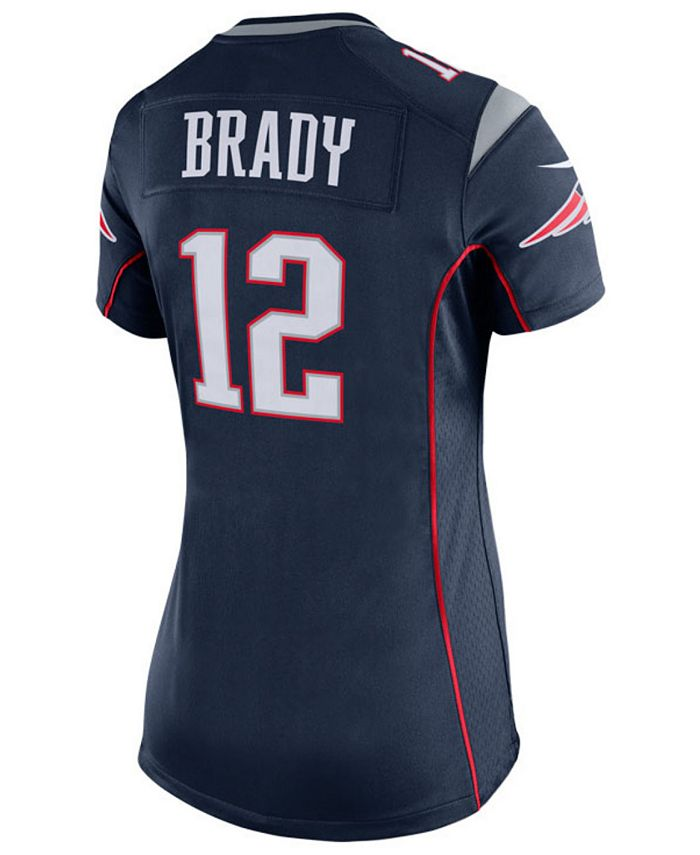 Nike - Women's Tom Brady New England Patriots Game Jersey