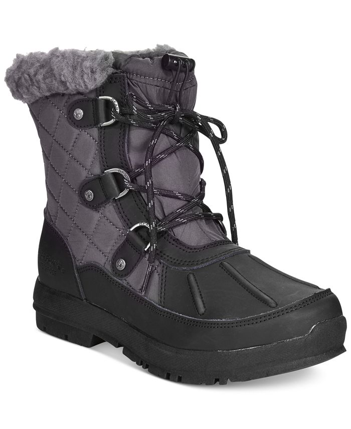 BEARPAW - Bethany Lace-Up Waterproof Cold Weather Booties