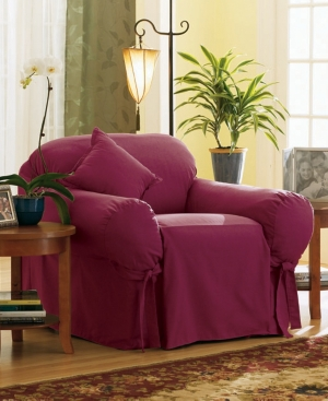 Sure Fit Slipcovers, Duck Chair Cover Bedding