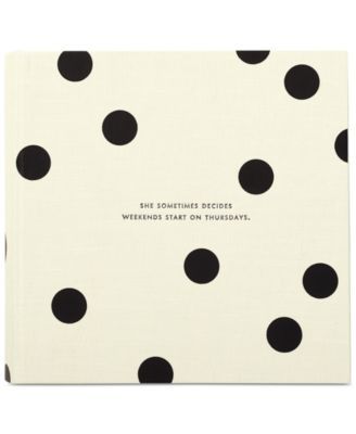 kate spade new york Large Photo Album