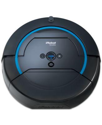 iRobot® Scooba® 450 Floor Scrubbing Robot