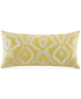 "Echo Indira 10"" x 20"" Oblong Decorative Pillow"