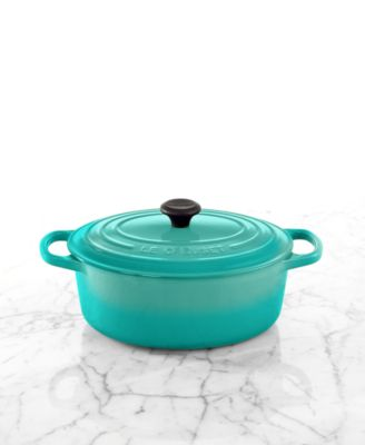 Le Creuset Signature Enameled Cast Iron 3.5 Qt. Oval French Oven