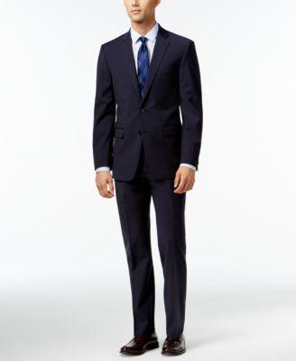 Infinite Stretch Solid Slim-Fit Jacket