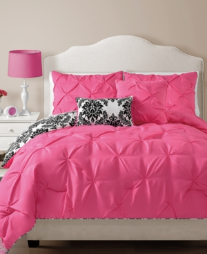 Olivia Reversible 5-Piece Comforter Set