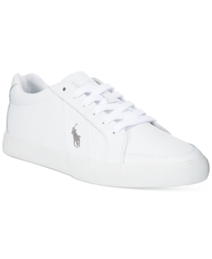 Polo Ralph Lauren Hugh Logo Sneakers Men's Shoes