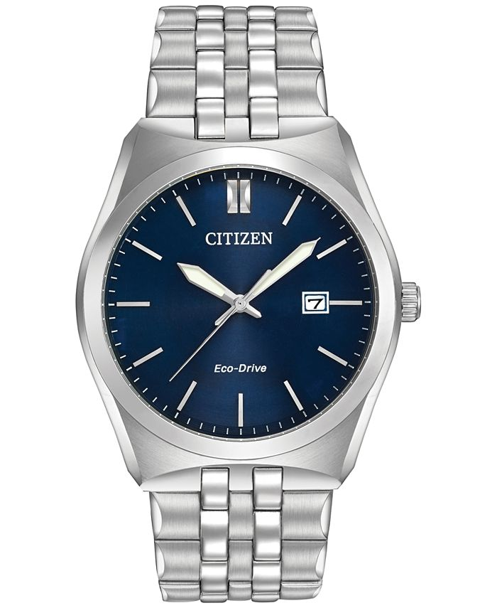 Citizen - Women's Eco-Drive Stainless Steel Bracelet Watch 28mm EW2290-54L
