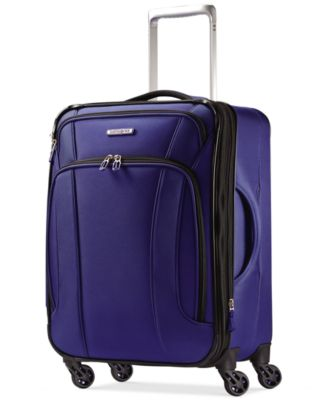 "Samsonite LiteAir 20"" Carry On Expandable Spinner Suitcase, Only at Macy's"