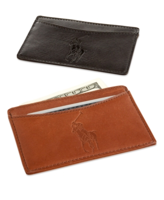 Polo Ralph Lauren Polo Player Slim Card Case