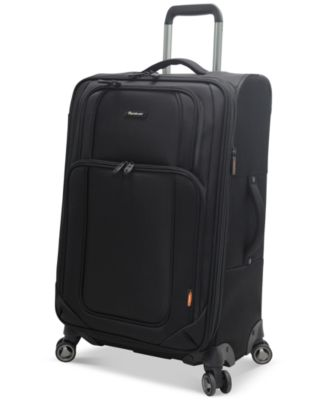 "Pathfinder Presidential 25"" Expandable Spinner Suitcase, Only at Macy's"
